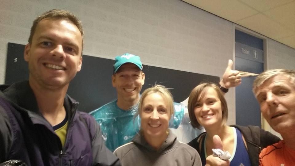 Marathon van Amsterdam 16-10-2016