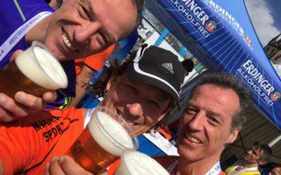 Marathon Düsseldorf – wat is die medaille groot!